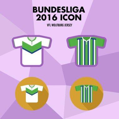 Bundesliga Football Club Icon