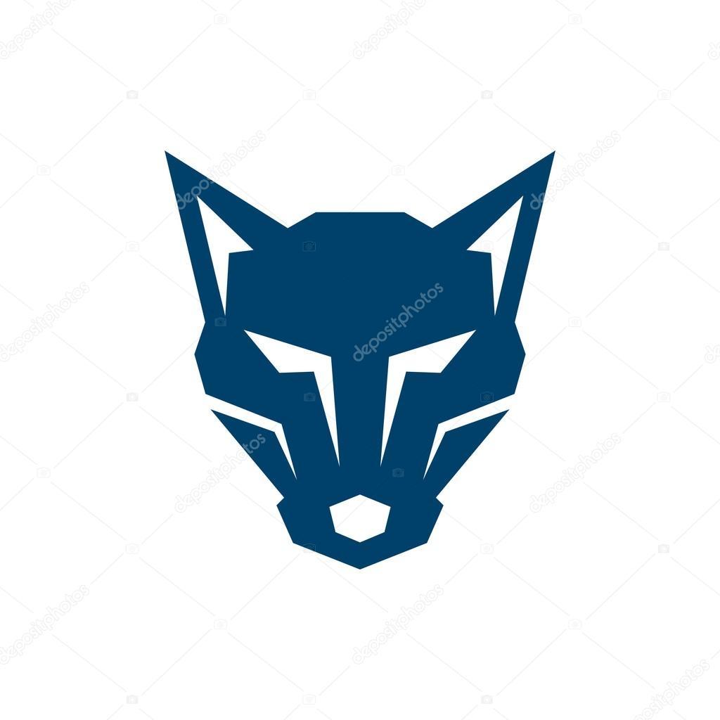 wolf logo sjabloon � stockvector 169 mehibi 81331686