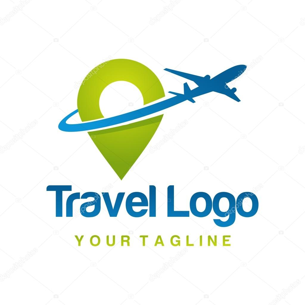Travel Logo Template — Stock Vector © mehibi #81627644