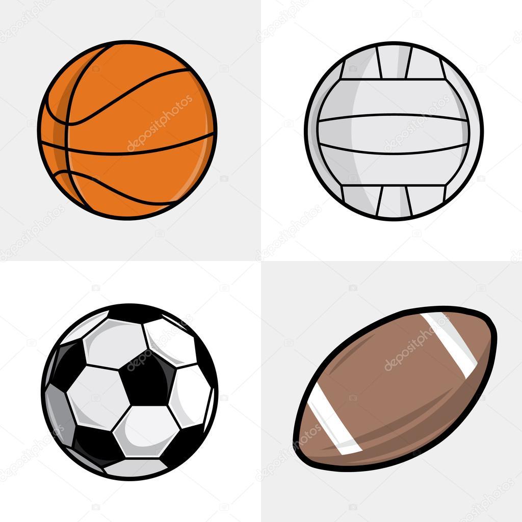 Imágenes Balones De Basquetbol Para Colorear Diversas