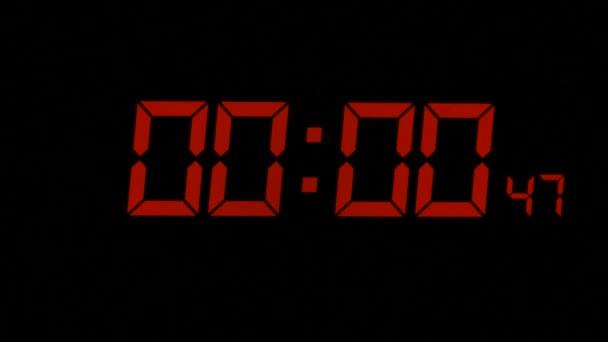 Digital clock timer