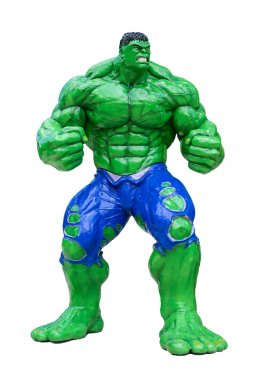 Hulk giant model.