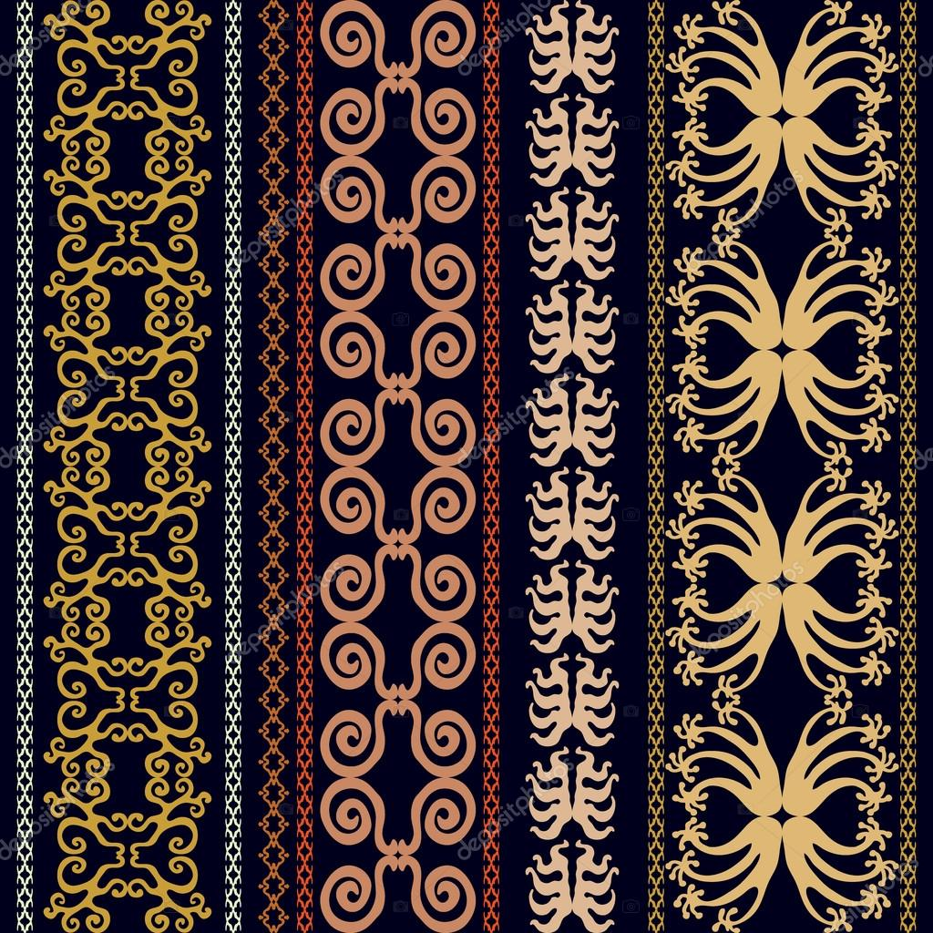 Bohemian Patterns Awesome Design