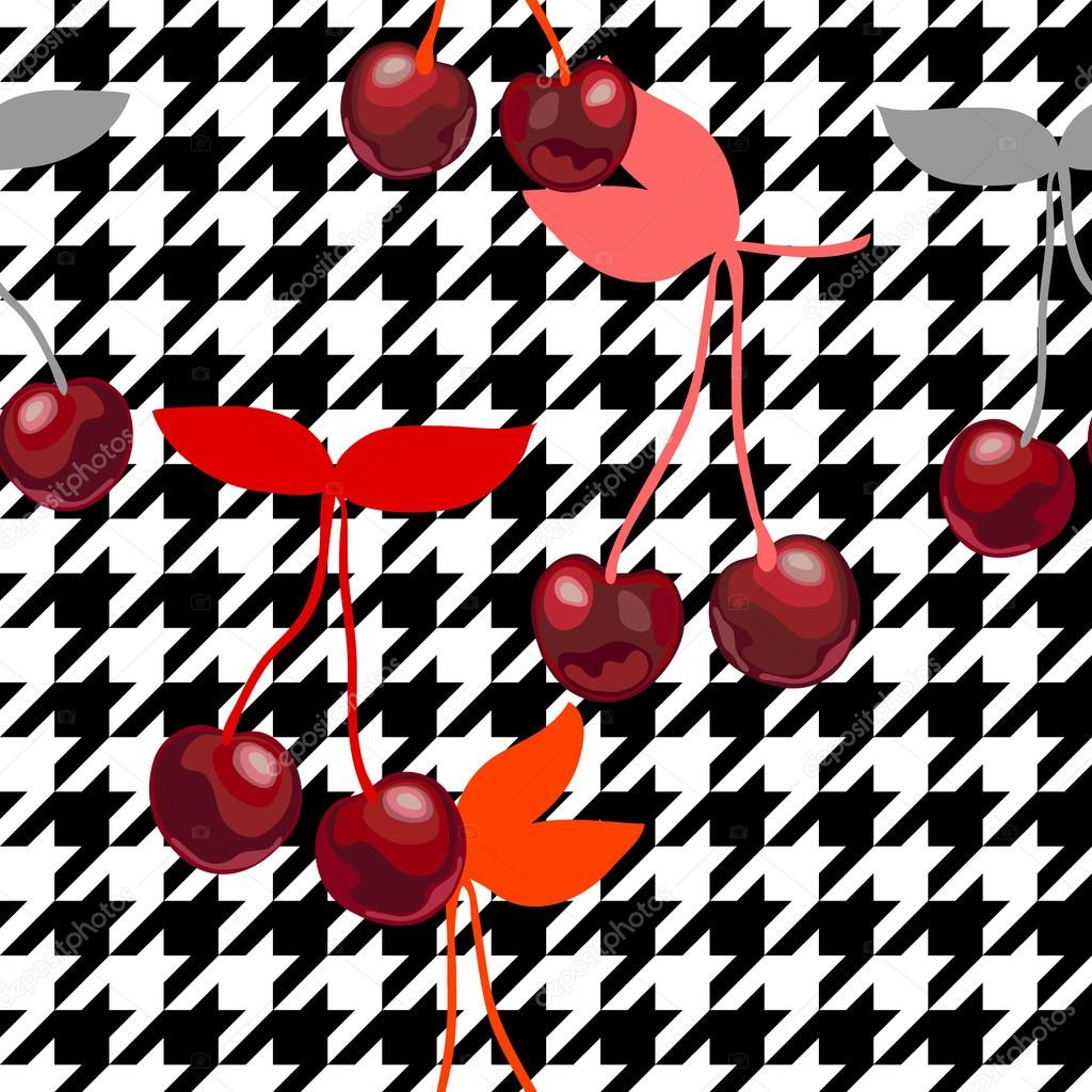 Classical English Checkered Textile Design Retro Colors Palette Vector By SvetlanaKononova