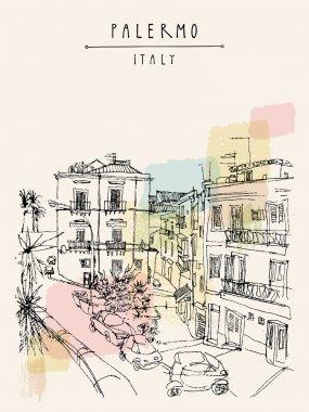 Palermo, Italy, Europe.