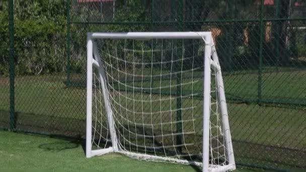 Mini fotbal gól v hotelu