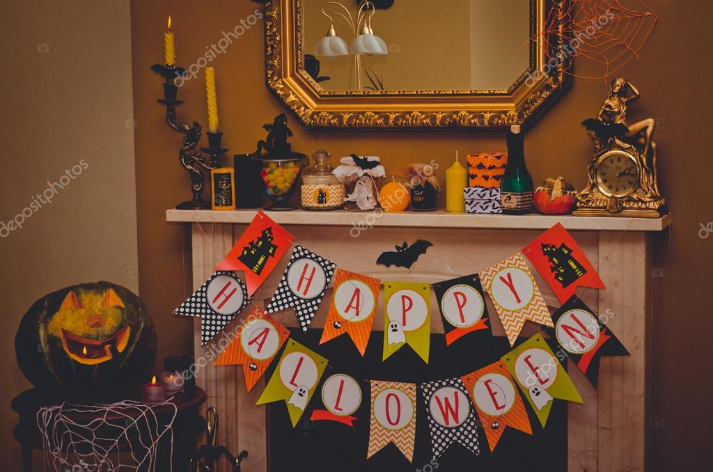 d coration halloween f tes halloween halloween. Black Bedroom Furniture Sets. Home Design Ideas