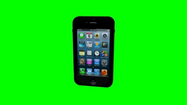 IPhone - Green Screen 02
