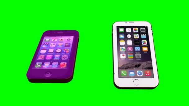 IPhone - zelená obrazovka 04