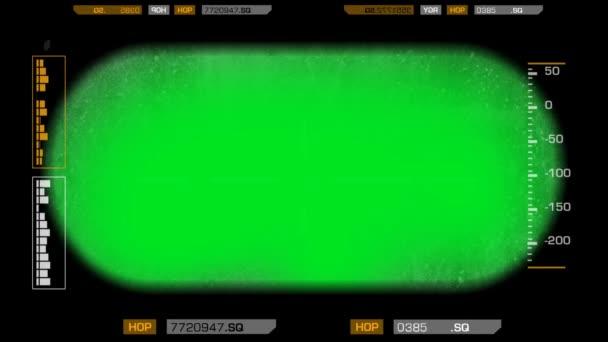 weites Fernglas - schmutzig - gelb 02