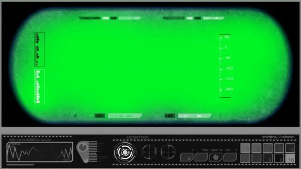 Ferngläser nachtsichtgeräte grau u2014 stockvideo © toxicsoundmaster