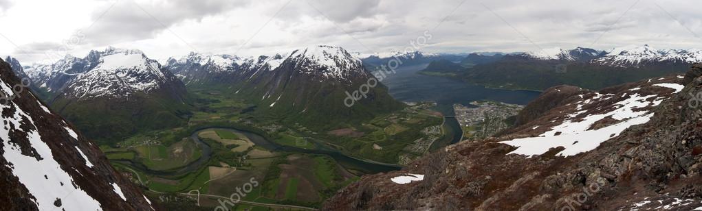 the Norwegian nature