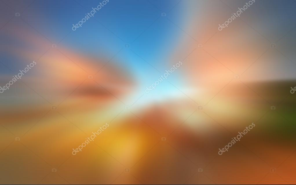 abstract light motion and move speed and background ストック写真