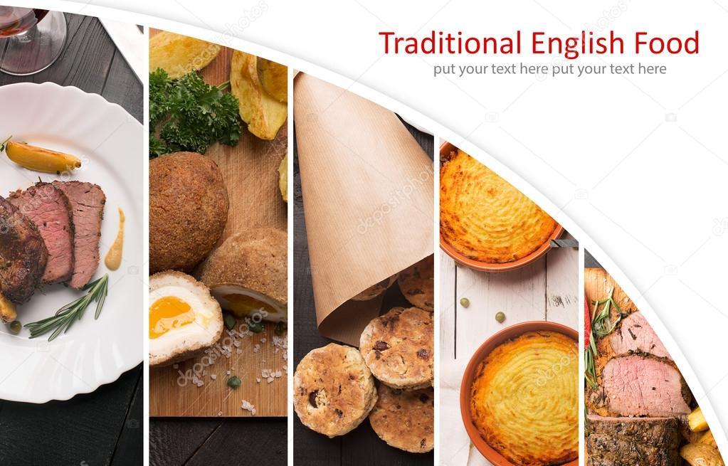 Cucina tradizionale inglese — Foto Stock © civil #96926058