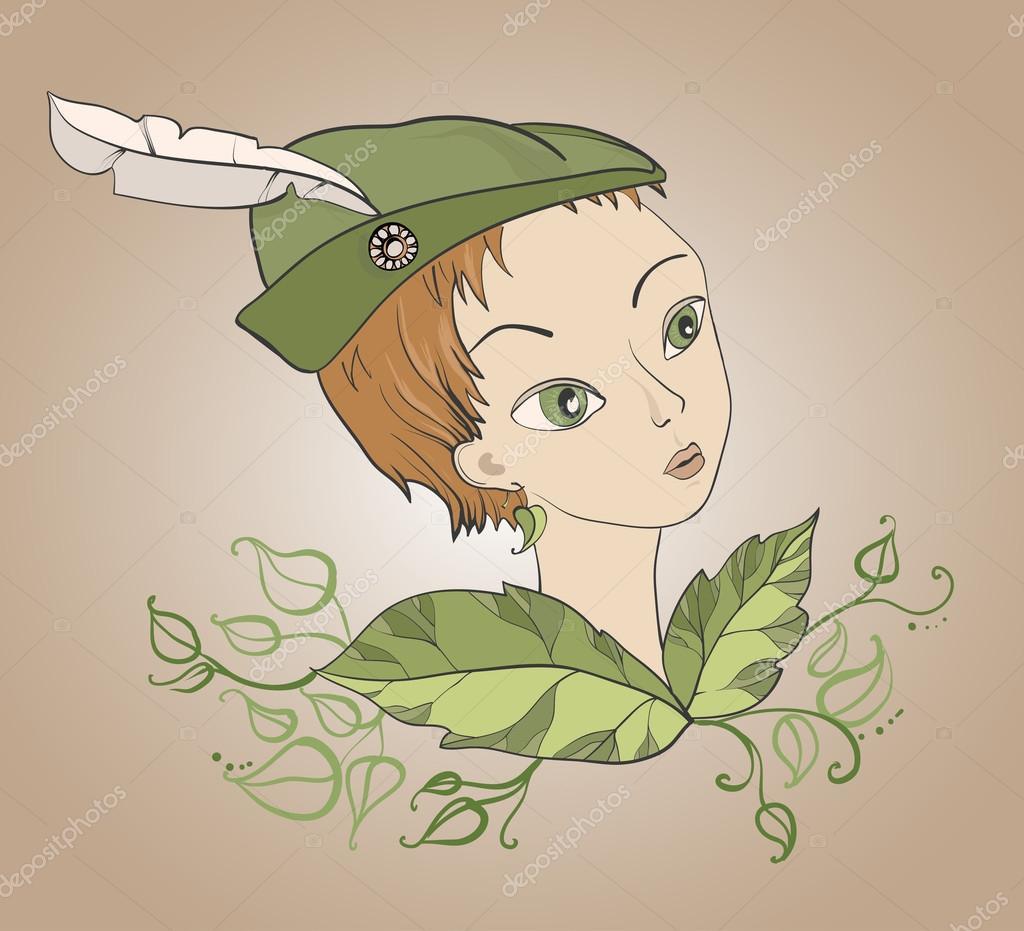 desenho animado robin hood vetores de stock dinkoobraz 81005874