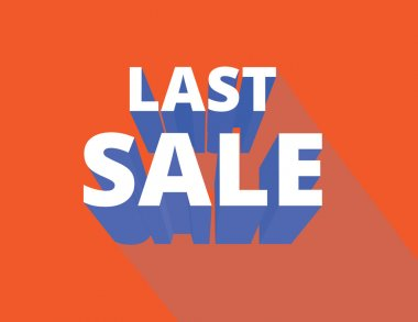 last sale illustration