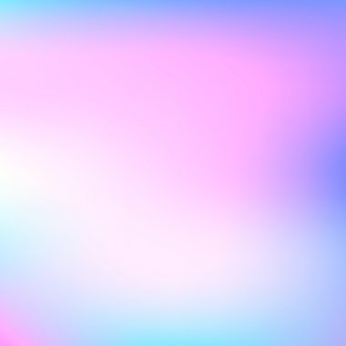 Abstract pink, teal, purple and red blur color gradient background for web, presentations and prints. Vector illustration.