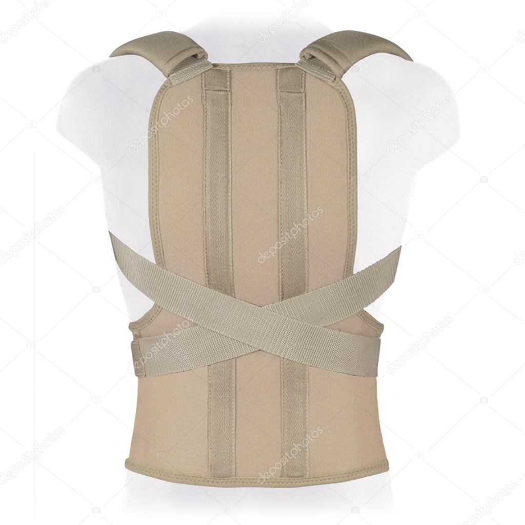Posture Corrector Support System Stock Photo Ecoten