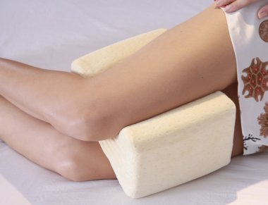 Orthopedic leg pillow, Orthopedic Pillow with Memory Effect
