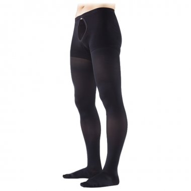 Compression stockings Closed Tights for men