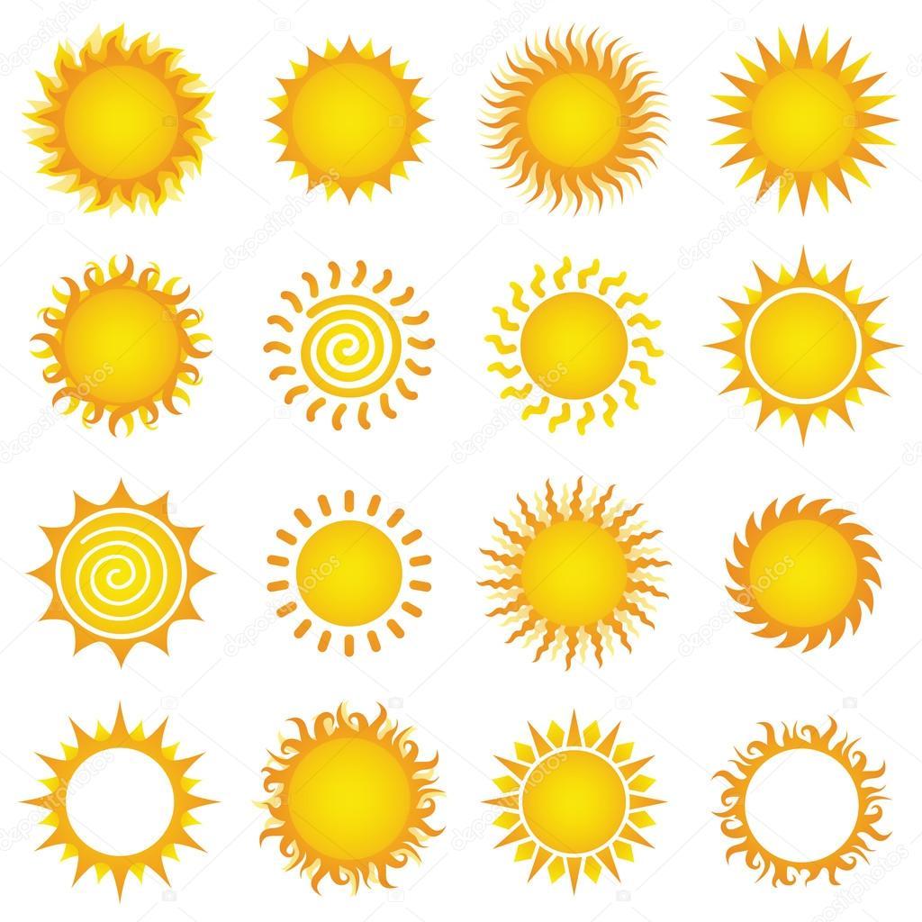 Disegni di sole vettoriali stock bonezboyz 81676070 for Sole disegno da colorare