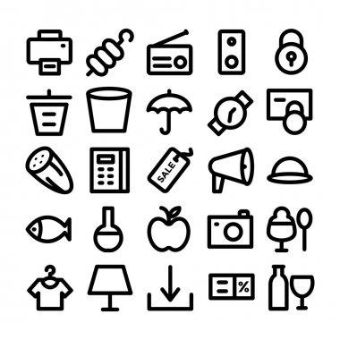 Shopping Vector icon 10