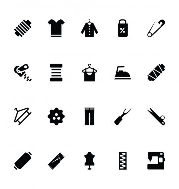 Sewing Vector Icons 5