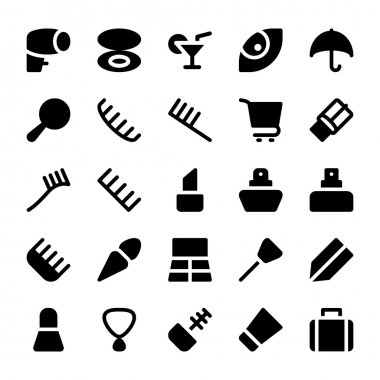 Clothe yourself with this Clothes Vector Icons Pack! These would be perfect for a fashion blog or apparel catalogs, fashion magazines and store adverts. icon
