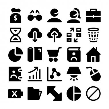 Communication Vector Icons 5