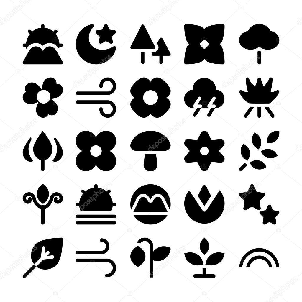 Nature Vector Icon  7