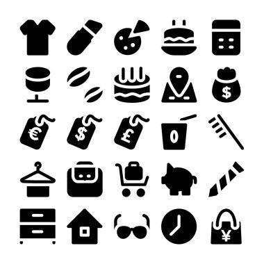 Shopping Vector icon 11