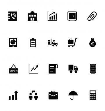 Trading Vector Icons 4