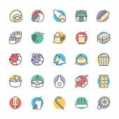 Food Cool Vector Icons 11