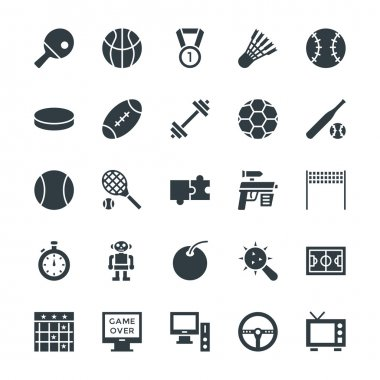 Gaming Cool Vector Icons 4