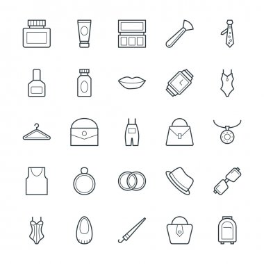 Clothe yourself with this Clothes Vector Icons Pack These would be perfect for a fashion and clothes blog or apparel catalogs, fashion magazines and store adverts. icon