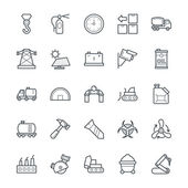 Photo Industrial Cool Vector Icons 4