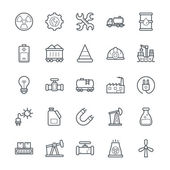 Photo Industrial Cool Vector Icons 1