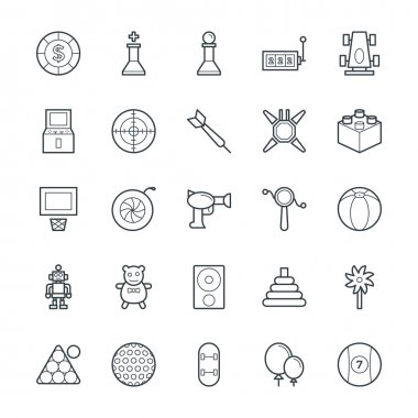 Gaming Cool Vector Icons 3
