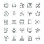 Science and Technology Cool Vector Icons 2