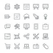 SEO and Internet Marketing Cool Vector Icons 1