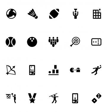 Video Game Vector Icons 5