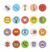 Dental Vector Icons 3