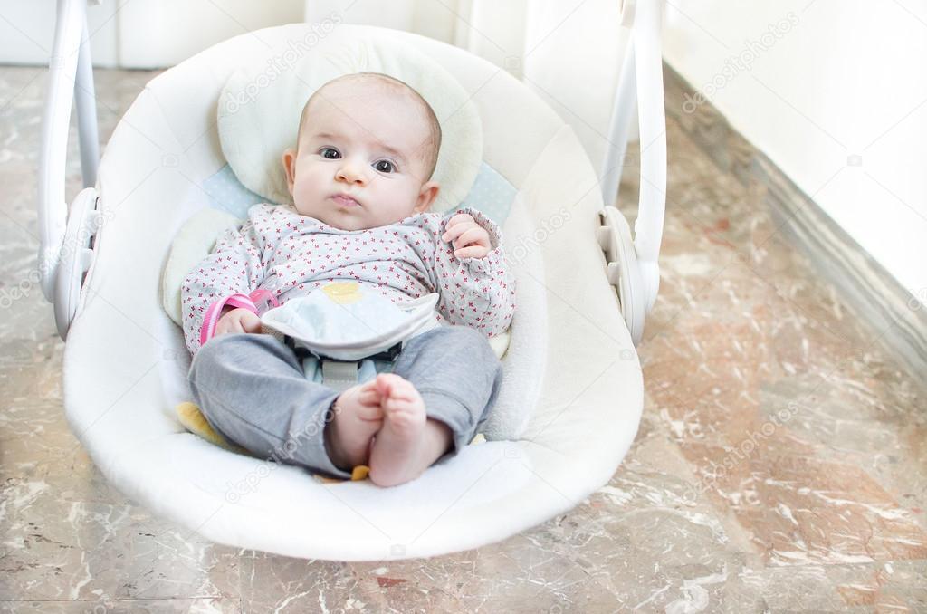 Automatische Schommel Baby.Pasgeboren Swing Schommel Automatische Elektrische Babystoel