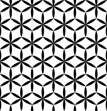 Vector modern seamless geometry pattern