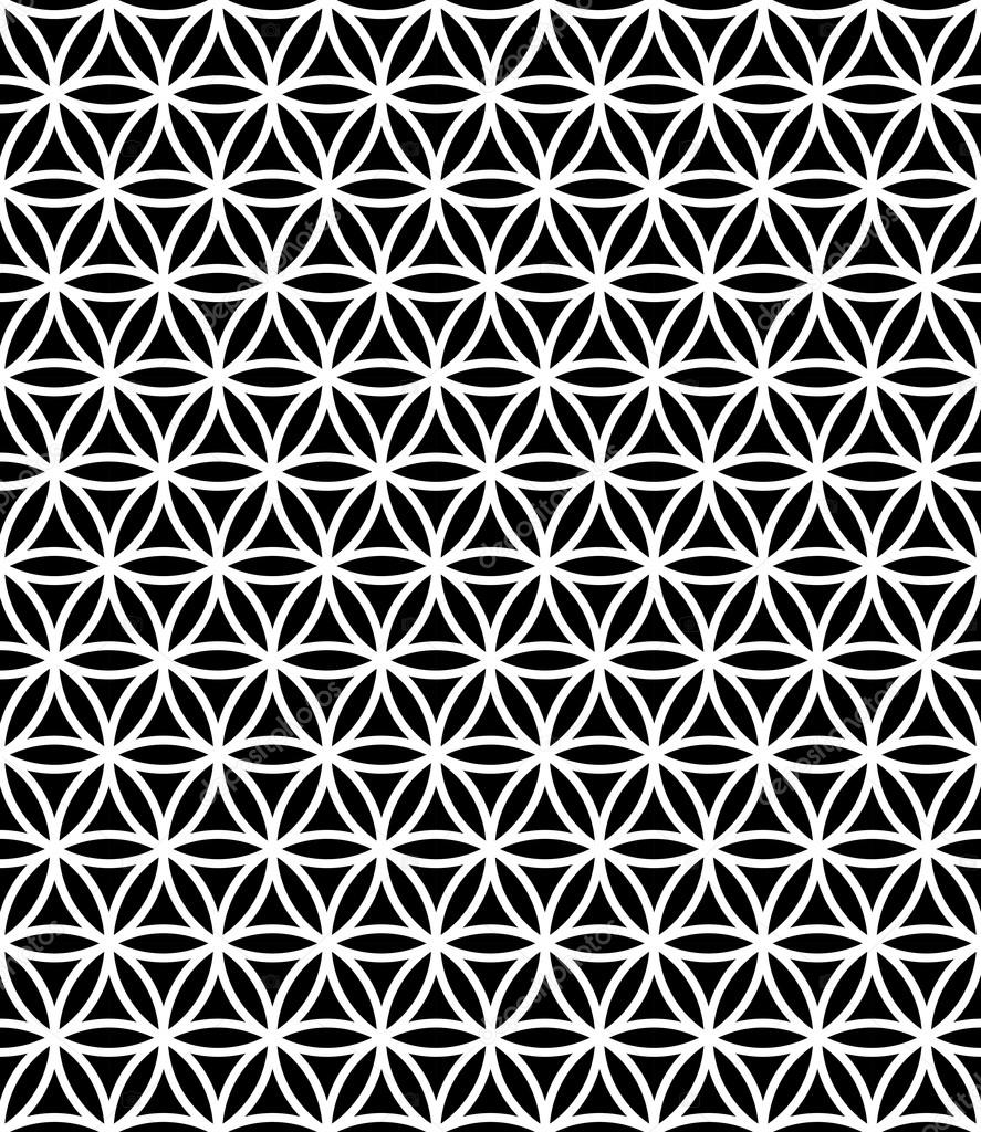 Vector Modern Seamless Geometry Pattern U2014 Stock Vector