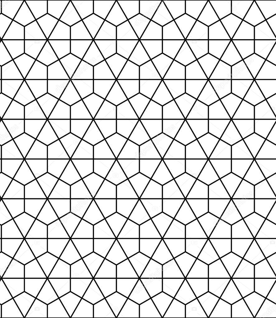 Hexagon Pattern Vector Cool Inspiration Ideas