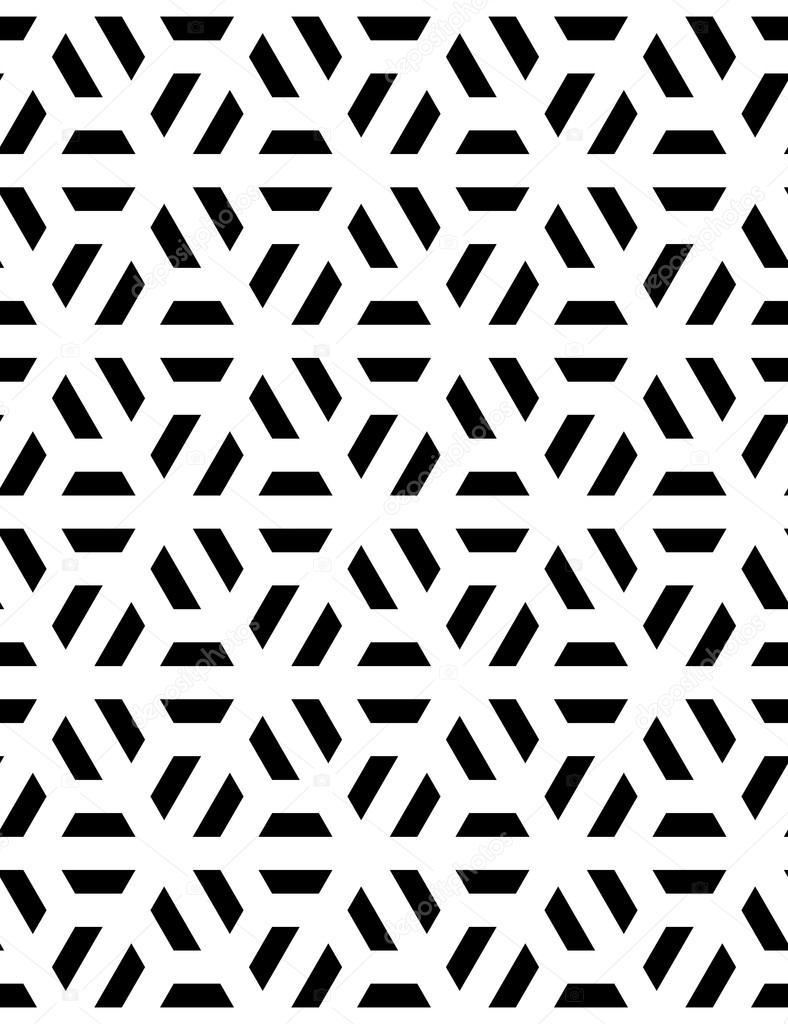 vektor moderne nahtlose heilige geometrie muster schwarz wei geometrisch abstrakt kissen. Black Bedroom Furniture Sets. Home Design Ideas