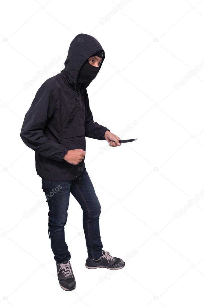 Cock thief held