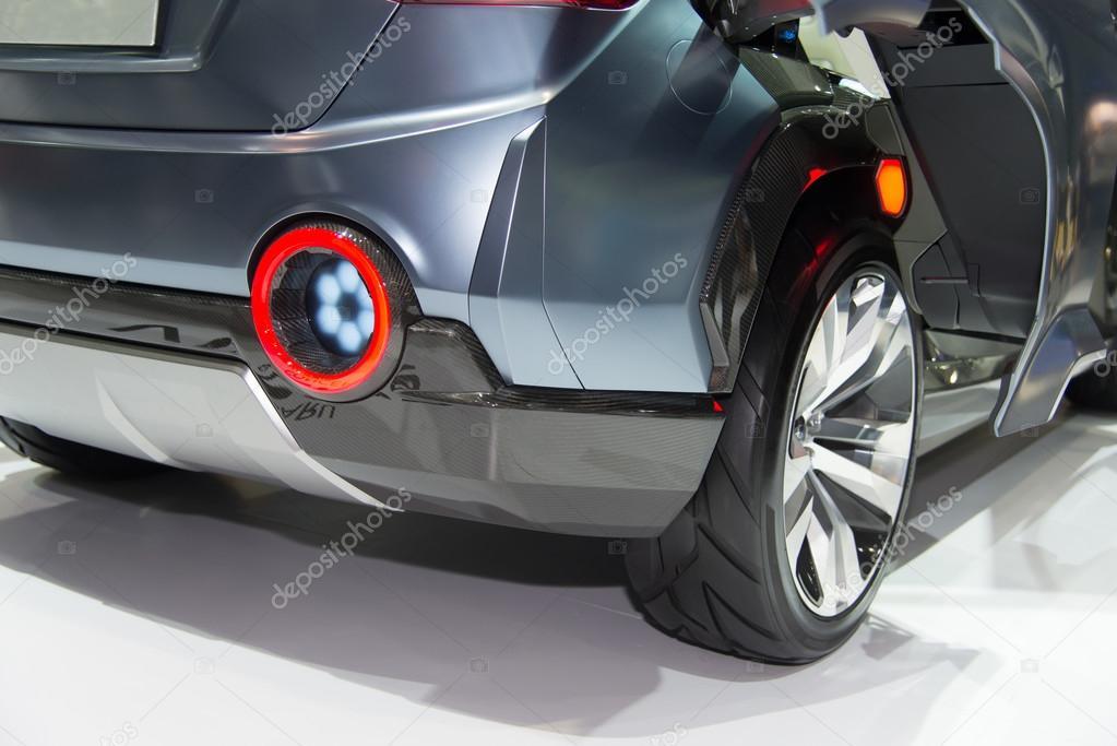 Die moderne automobile schwanz lampe u2014 stockfoto © sorranop.k #99382090