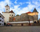 Fotografia Il castello Palanok a Mukachevo